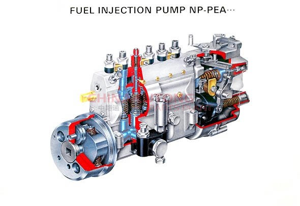 fuel injection in diesel engines