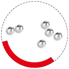 共轨喷油器钢球批发厂家 - 110系列喷油器陶瓷球 - 共轨喷油器维修配件