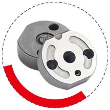 电装喷油器阀板厂家 - 电装共轨控制阀孔板 - 共轨阀片共轨喷油器配件