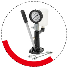 Diesel Injector Nozzle Pop Tester - BOSCH Injection Tester for sale