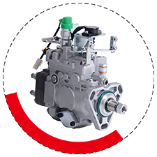Distributor Pumps VE - Bosch VE-type Injection Pump - Fuel System Parts and Components