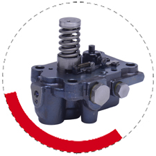 Head rotor for yanmar diesel engine